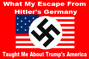 What my Escape From Hitlers Germany Taught Me About Trumps America Sidebar
